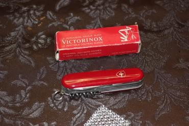 Schweizer Messer im originalen Karton