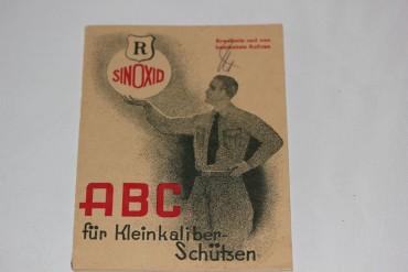 ABC für Kleinkaliber - Schützen von 1935