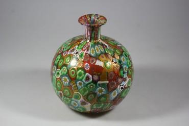 Traumhaft schöne Millefiori Vase