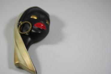 Wandmaske Schaubachkunst Hummel
