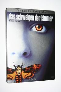 @ Das Schweigen der Lämmer - Special Edition Steelbook @