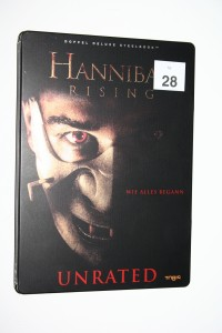 "@ DVD "" Hannibal Rising - Wie alles Begann - Unrated "" @"