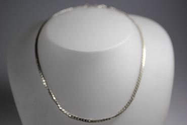 Sehr schöne echt Silberkette 925 gestempelt.