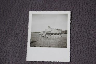 Originales Foto 2. Weltkrieg Panzer