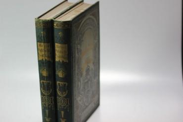 2 Bände Illustrierte Geschichte Deutschlands um 1900