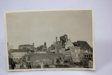 Originales Foto Nürnberg Nachkriegsjahre