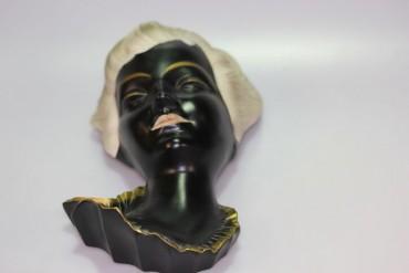 Wandmaske Schaubach Hummelwerk von 1959